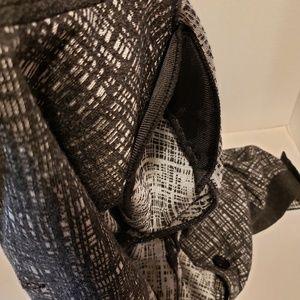 St. John Sweaters - ST.JOHN  Charcoal  Gray  & White  Cardigain